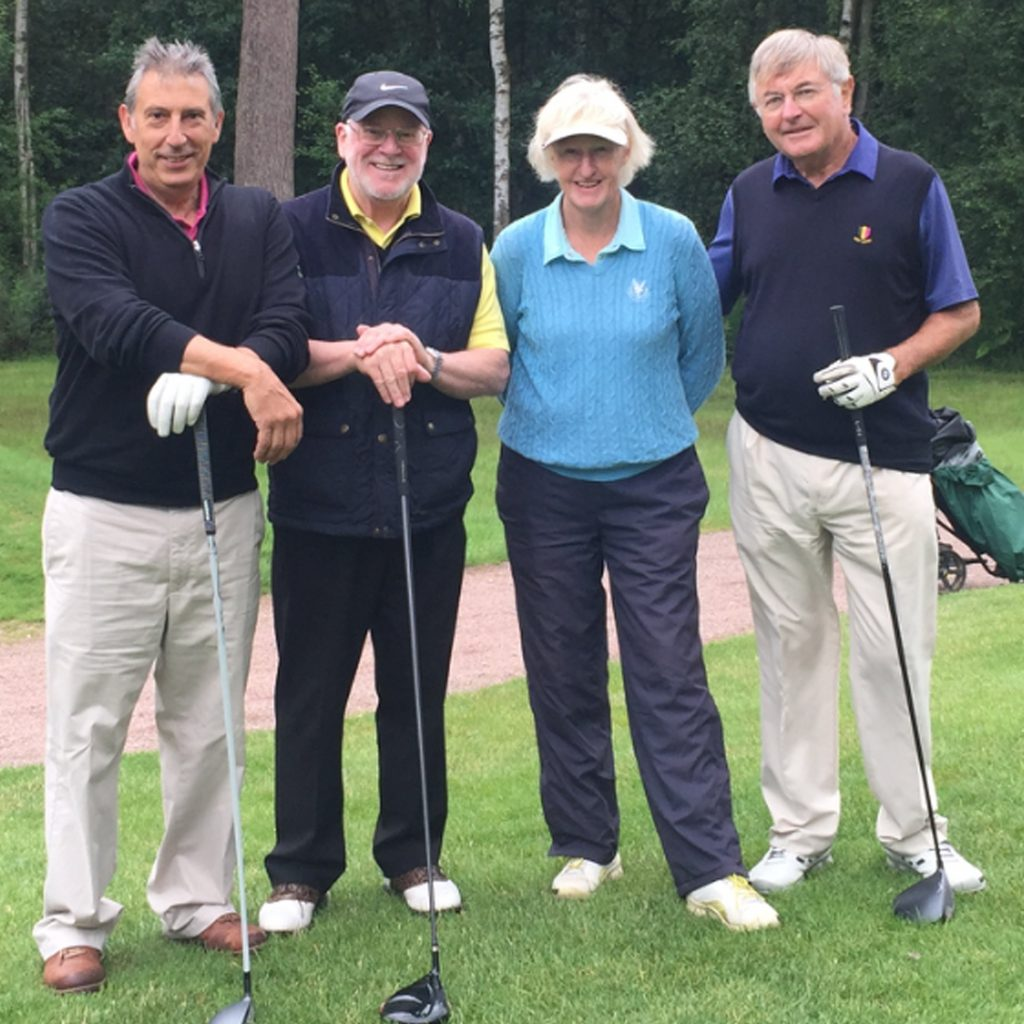 RWHA Annual Golf Day
