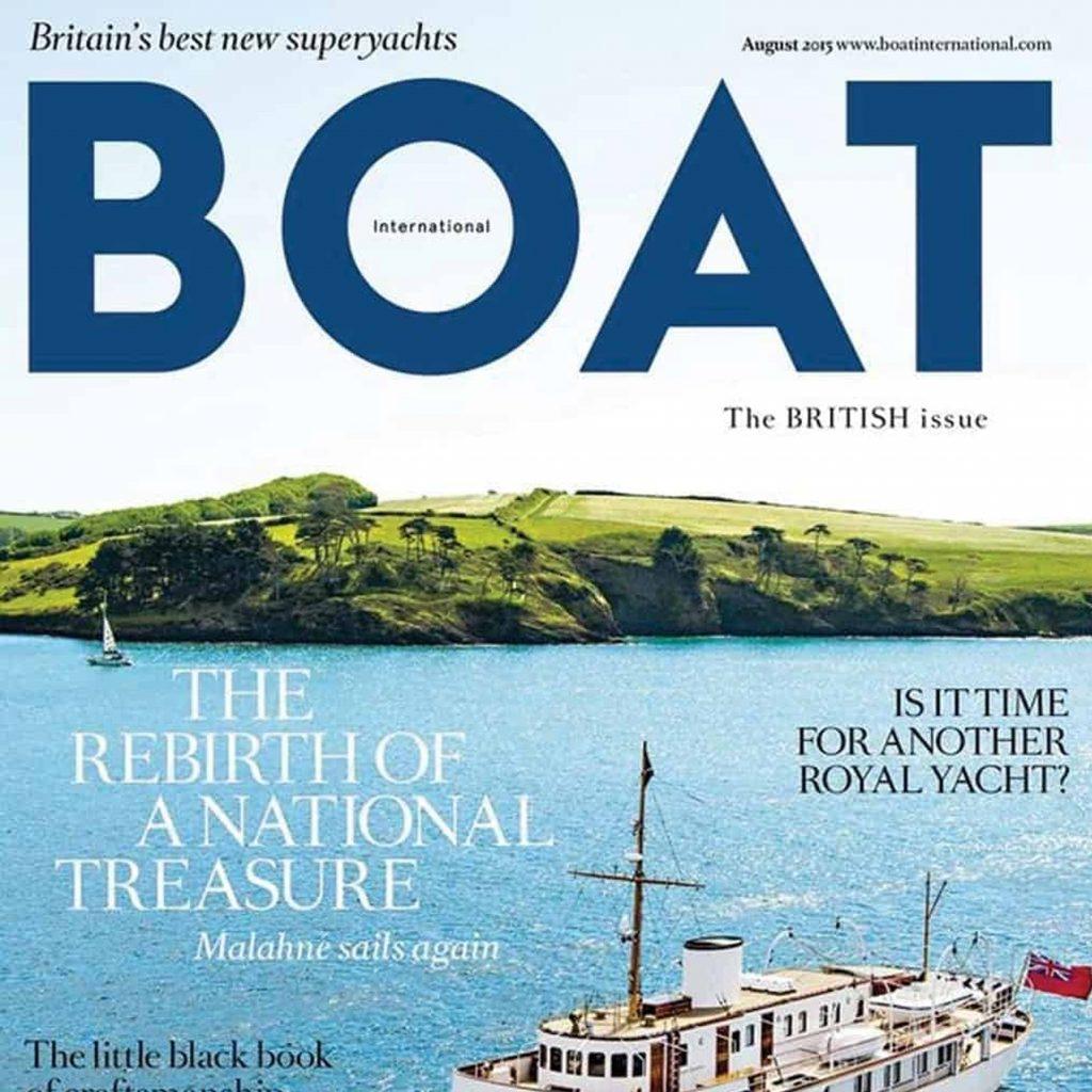 Boat International 2015