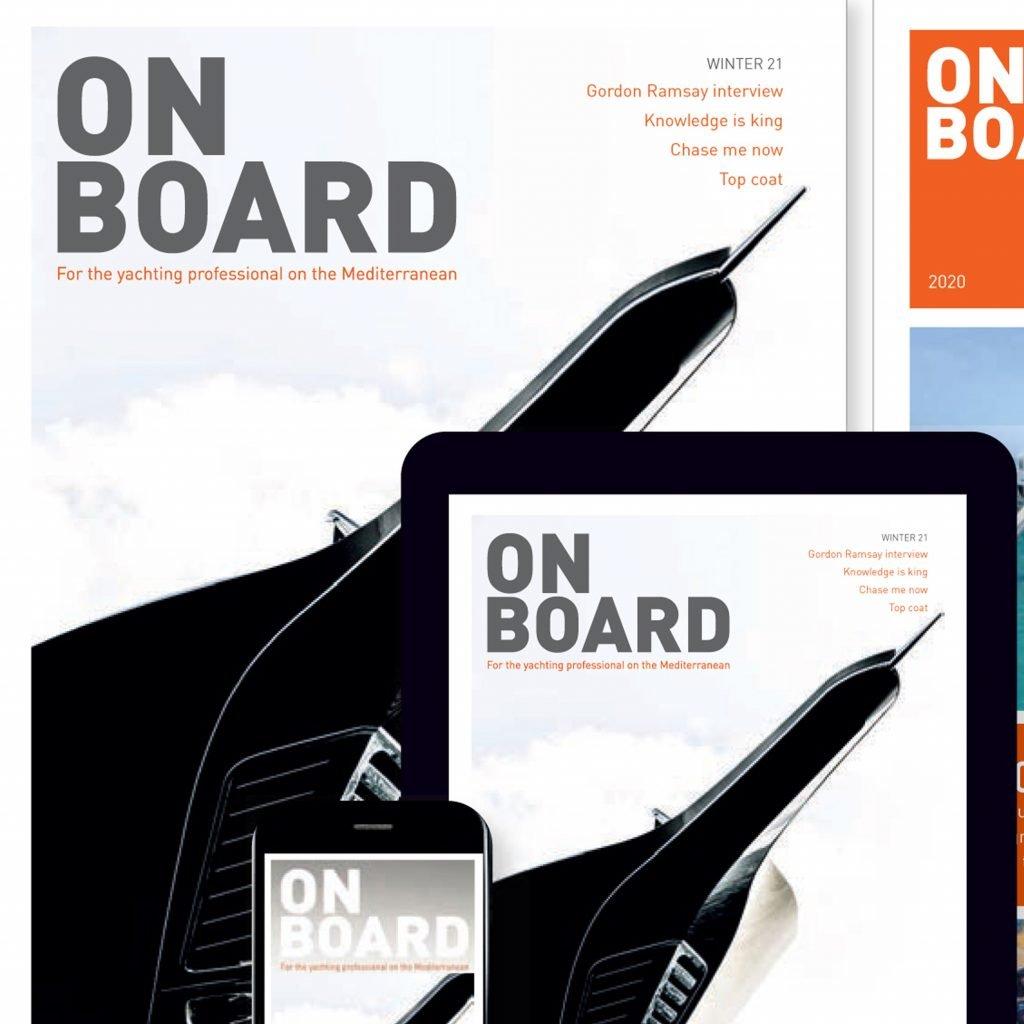On Board Magazine 2021